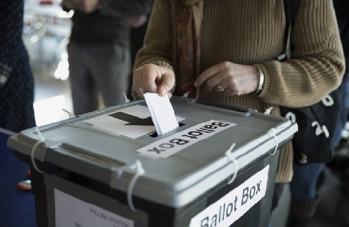 Students could have voted twice in the general election