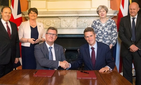 Theresa May's £1billion DUP deal faces High Court challenge