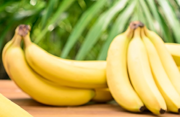You can now buy bananas with edible skin but they cost £4 each