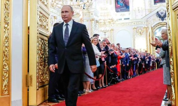 Is puppet master Putin losing his iron grip on Russia?