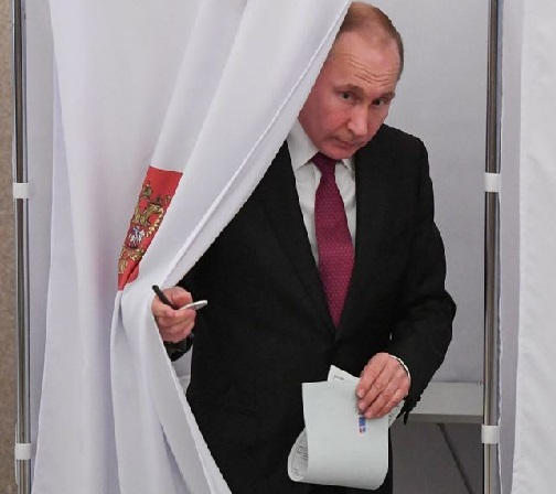 Why Putin might worry about Ukraine's president-elect