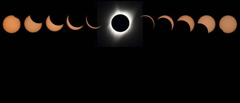 A total solar eclipse captivated the nation