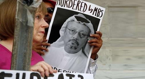 Khashoggi murder death sentences