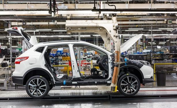 Fears for safety of Nissan jobs in UK after sales and profits tumble