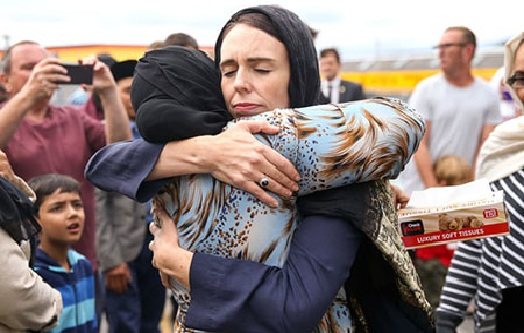 NZ PM vows to never name the accused mosque shooter