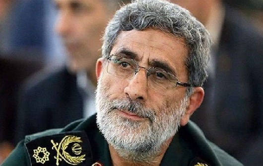 Iran appoints new military leader