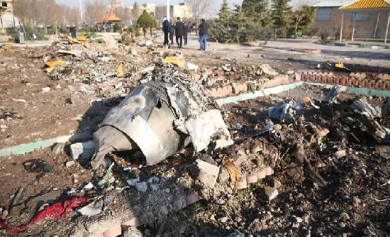 Seven theories about what caused Iran plane crash