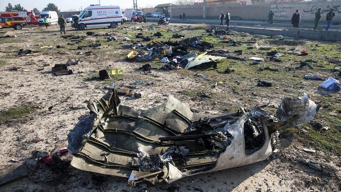 US officials believe Ukrainian airliner shot down