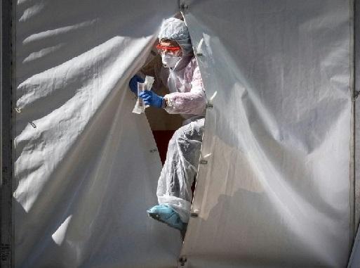 Russia is Europe's new virus hotspot