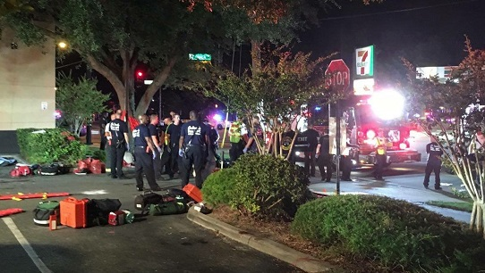 Two dead in US club shooting