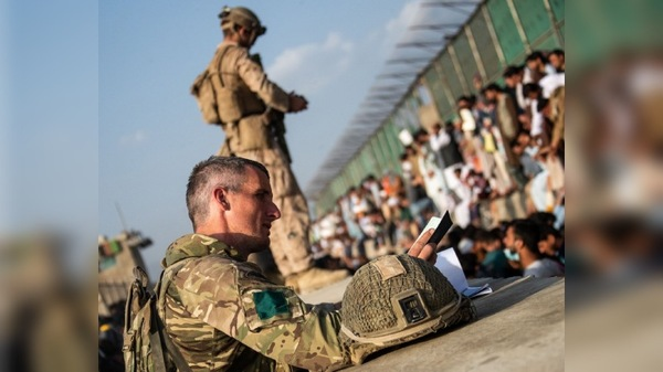 UK in talks with Taliban to ensure Brits get safe passage out of Afghanistan