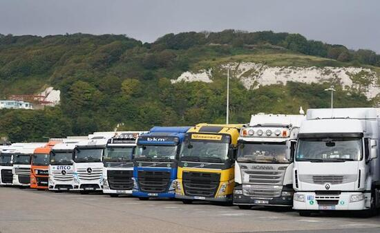 UK faces tough competition with EU for lorry drivers