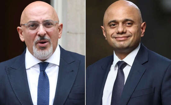 Tory MP embroiled in race row after mixing up Nadhim Zahawi and Sajid Javid